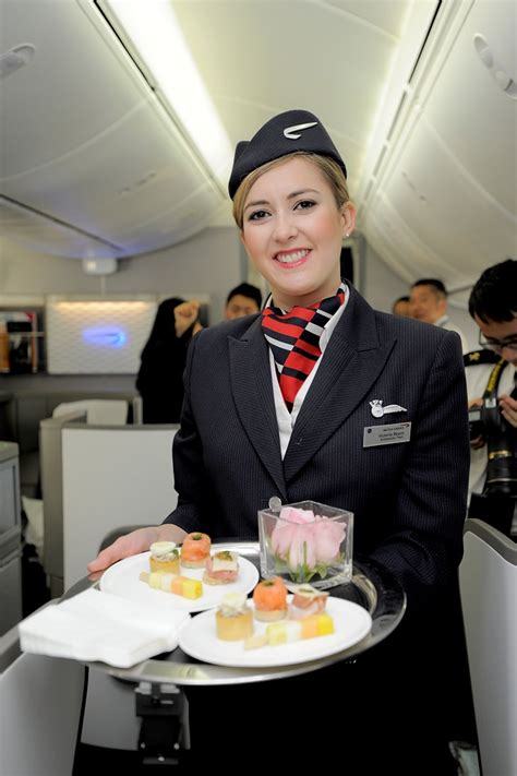 Cabin Staff by Airways Flight Attendant Www Pixshark