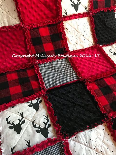 Flannel Rag Quilt Pattern by 25 Unique Rag Quilts Ideas On Rag