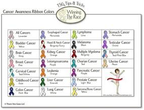 cancer awareness ribbon colors ribbon colors and what they stand for brown hairs