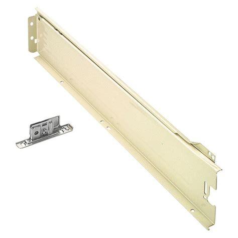 blum 20 inch drawer slides richelieu hardware 20 in 500 mm blum metabox pull