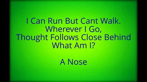 best riddle 5 riddles
