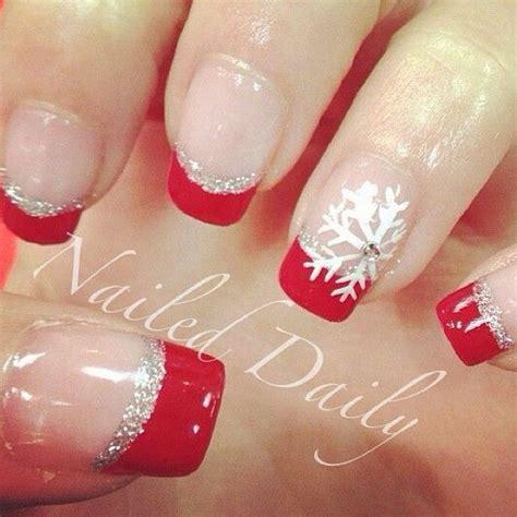 christmas pattern nails 50 festive christmas nail art designs