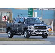 2019 Ram 1500 Reveals More Details In Latest Spy Photos