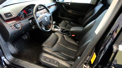 2007 black volkswagen passat 2007 vw passat wolfsburg edition stk p2368 for sale at