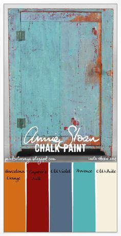 Colorways Sloan Chalk Paint Mixing Recipe Chart For