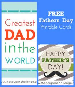 these fathers day cards to print are approved