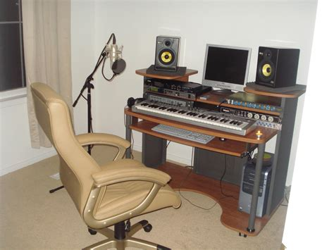 common home studio setup home recording studio