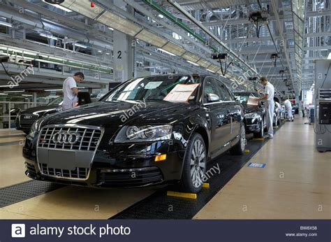 Audi Ag Germany Address audi ag testing centre of a4 and a6 car models