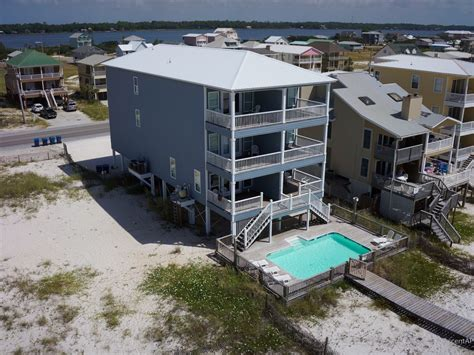 endurance house gulf shores gulf front 14 bedrooms with pool and vrbo