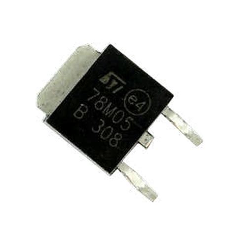 Smd 7805 Regulator 78m05 5v Smd Regulator To252 Dpack D Limited regulator 78m05 smd makers electronics