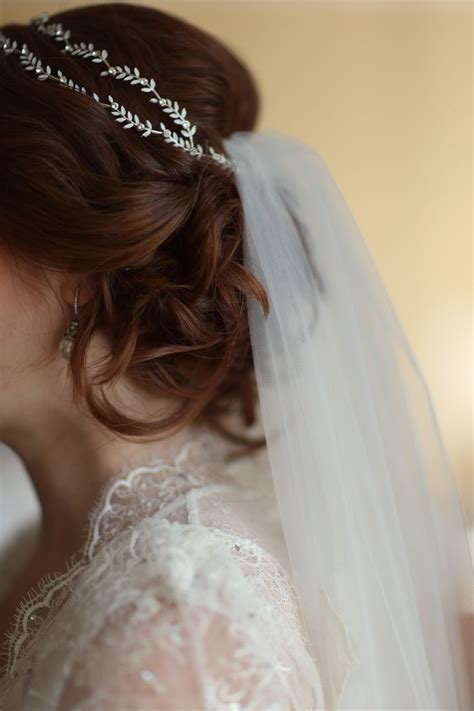 Diy Wedding Hair With Veil by The 25 Best Headband Veil Ideas On Diy