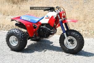 1985 Honda 350x 1985 Honda Atc 350x