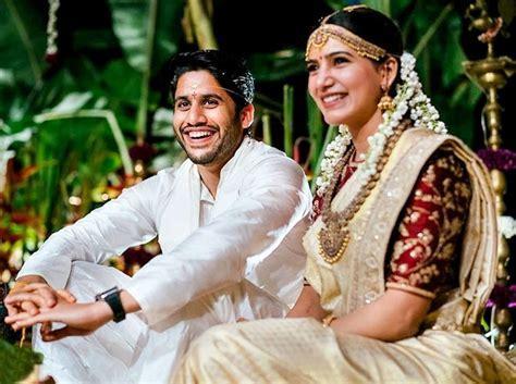 Happy anniversary Samantha Naga Chaitanya: Their love