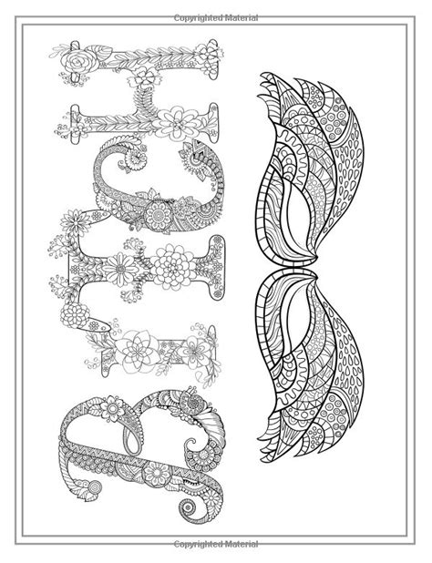 50 shades of f ck a swear word coloring with stress relieving flower and animal designs an coloring book books 1459 best mine images on coloring books