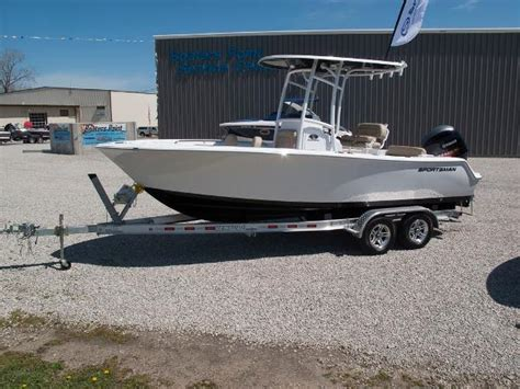 sportsman boats used for sale sportsman new and used boats for sale in oh