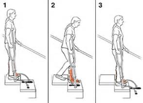 How To Walk Up The Stairs With Crutches by Using Crutches Up And Down Steps
