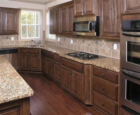 Hardwood Floor And Kitchen Cabinet Combinations Wood And Tile Flooring Combination Floors