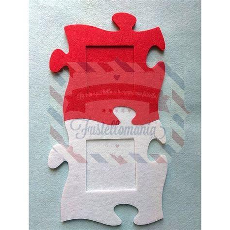 cornice per puzzle fustella a4 cornice puzzle