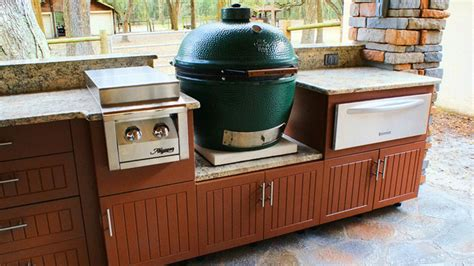 weatherproof polymer cabinetry in southwest florida outdoor kitchen naples fl modern