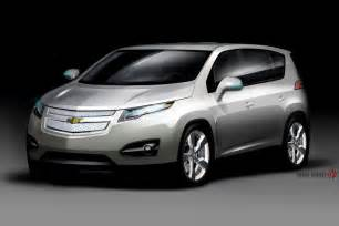 Chevrolet Crossover Vehicles Chevrolet Volt Mpv5 Crossover Autotribute