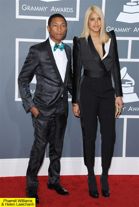 who is helen lasichanh pharrell williams marries helen lasichanh in secret french
