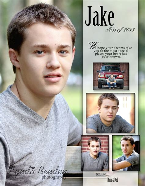 senior ad template 77 best images about yearbook senior ad ideas on
