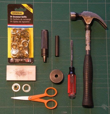 make your own shower curtain hooks workshop curtains and grommet tool on pinterest
