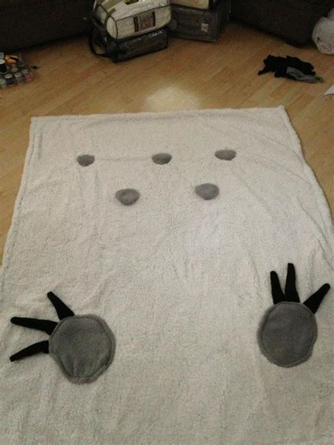 totoro bed 183 how to make a bed 183 sewing on cut out keep