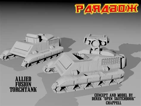 Paradox Fusion allied fusion torchtank image alert 3 paradox mod for c c alert 3 mod db