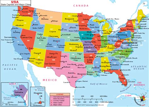 usa map of states and major cities us major cities map usa maps city maps