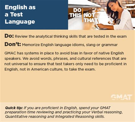 Uk Mba Programs No Gmat by Do This Not That Avoid These Test Taking Mistakes