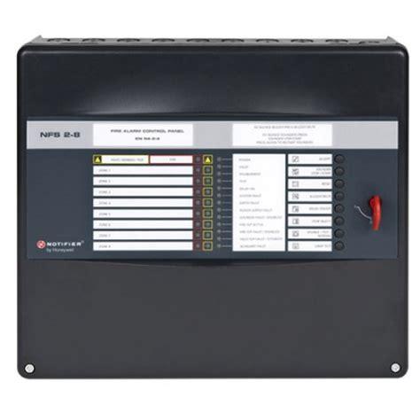 Alarm Notifier notifier nfs 4 zone conventional alarm panel