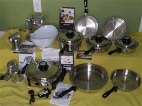 americraft kitchen lustre craft waterless stainless