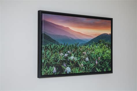 canvas print frame print info new products rob travis photography