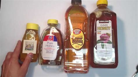Does Honey Count During A Sugar Detox by Honey Vs Commercial Honey