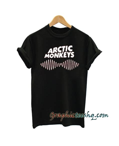 Tshirt Arctic Monkeys 02 arctic monkeys shirt for and it feels