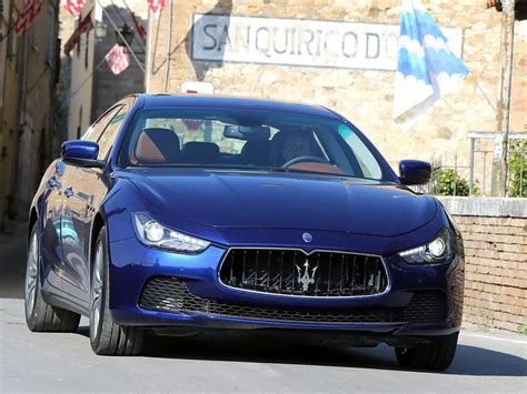 Maserati Sedan Models by Maserati Recalls Sedan Models Stop Sale Issued For Ghibli