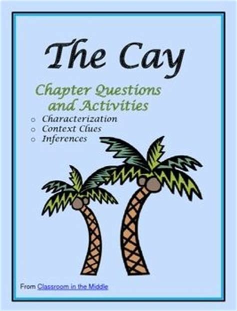 The Cay Vocabulary Worksheets by 1000 Ideas About Context Clues Activity On