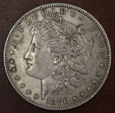 1880 silver dollar value lot 214 1880 silver dollar