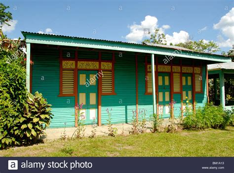 buying a house in dominican republic traditional houses punta cana dominican republic west indies stock photo royalty