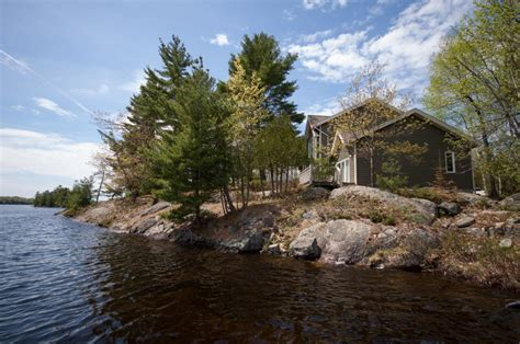 Lake Cottage For Sale by Real Estate Cottage Market Washed Out This By