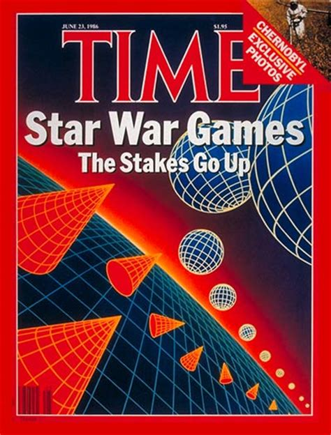 star wars the cold time magazine cover star wars june 23 1986 nuclear weapons cold war russia missiles