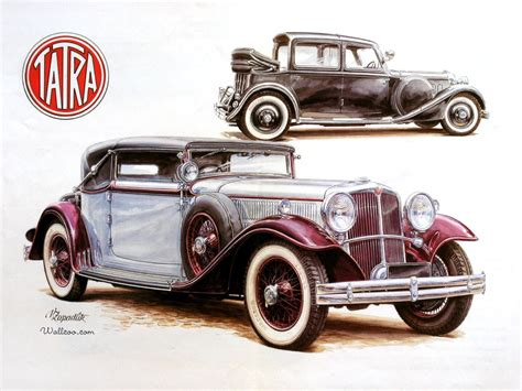antique cars in watercolor 171 antique auto club