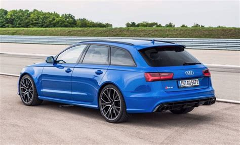 Audi Rs6 Special Edition by 500kw Plus Audi Rs 6 Avant Nogaro Special Edition