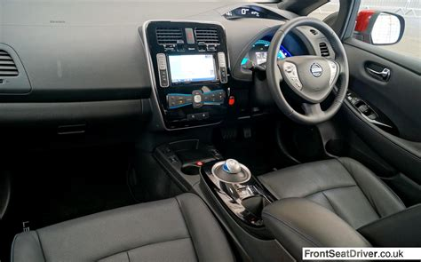Nissan Leaf 2013 Interior by 2013 Nissan Leaf Release Date Autos Post