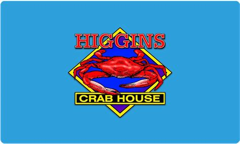 higgins crab house ocean city gift card higgins crab house all u can eat crabs ocean city md