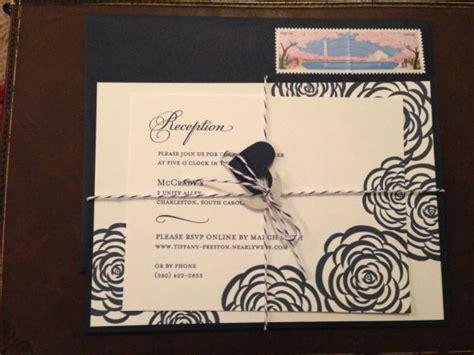 bakers twine wedding invitations i just got my invitations in anyone use bakers twine or ribbon to tie them weddingbee