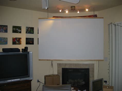 Home Theater Screen by Budget Home Theater Projection Screen Home Decor Ideas