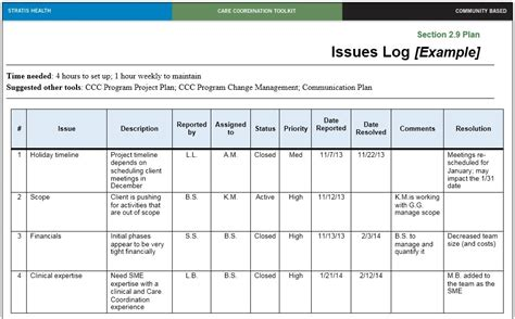 13 free sle issue log templates printable sles