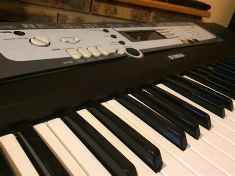 Keyboard Yamaha E213 yamaha psr e213 image 1011516 audiofanzine